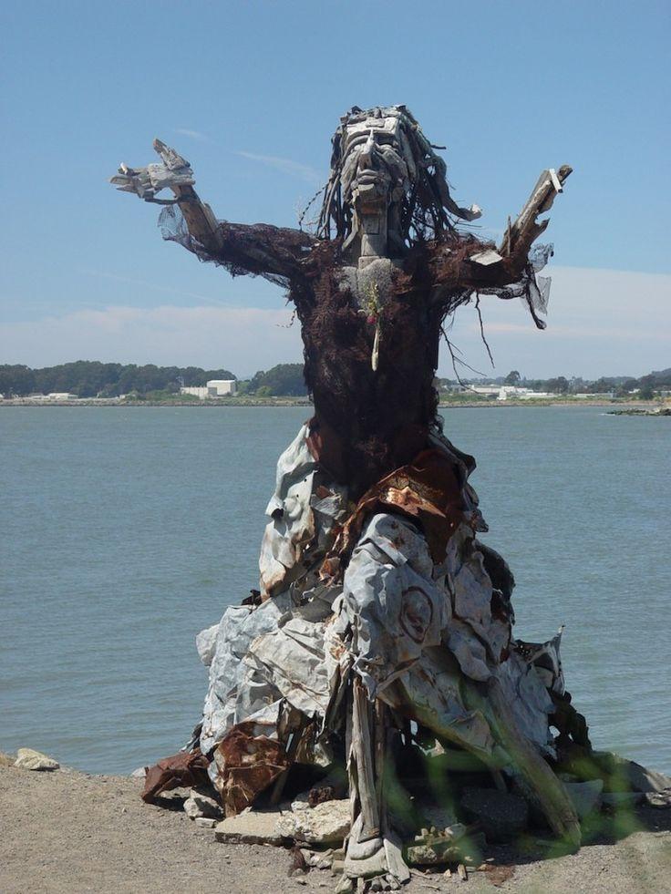 90 best driftwood sculptures images on pinterest. Black Bedroom Furniture Sets. Home Design Ideas