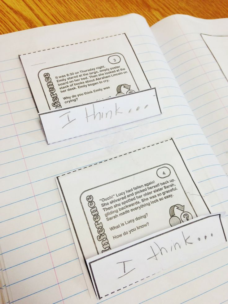 I am loving this idea for using task cards in interactive notebooks! There is even a free template. So many possibilities!