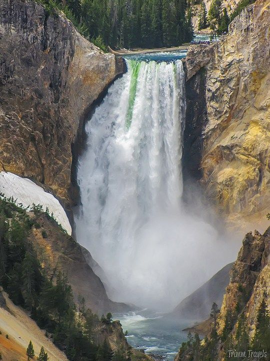 So When Is The Best Time To Visit Yellowstone This Decision Could Depend On What Else You Want Do While There But If Are Going Just