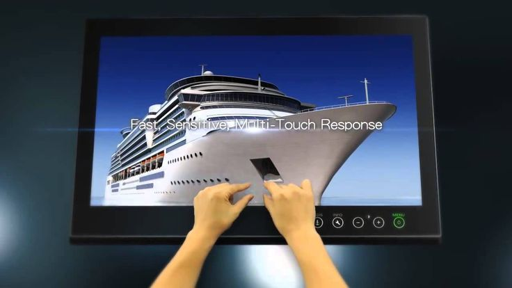 Touch the Future of Ocean Navigation with the MPC 2240