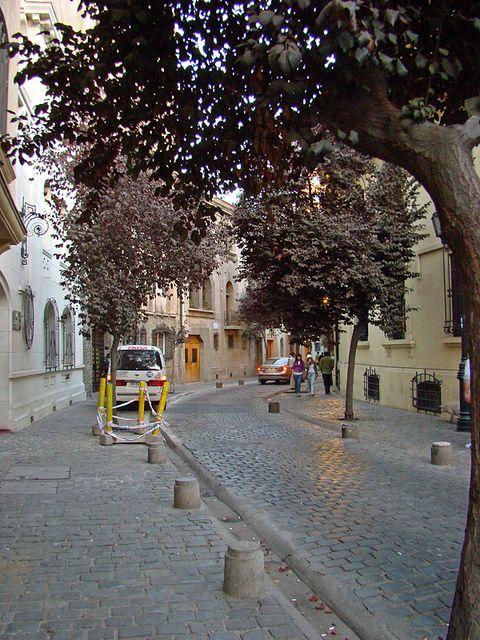 Calle Londres - Santiago, Chile