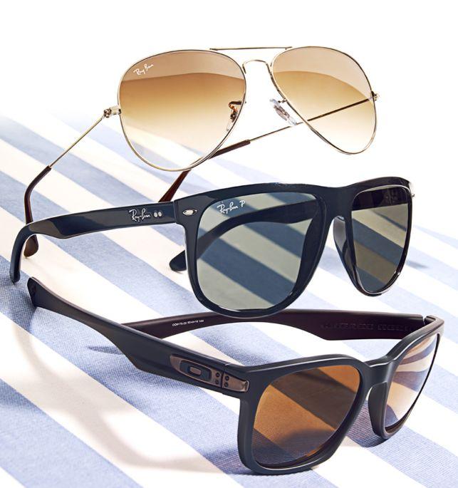 Perfect fall look Get the look: + Ray-Ban Original Aviator Sunglasses + Vila Longline Double Breasted Coat + Topshop Ponte Boyfriend Blazer + Eileen Fisher ...