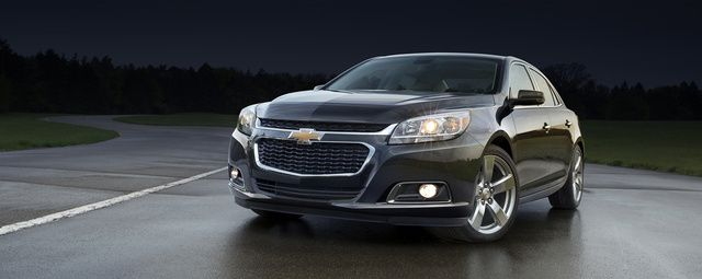 2014 Chevy Malibu. Don't listen to the haters. Gorgeous car!