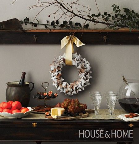 Photo Gallery: DIY Holiday Wreaths | House & Home