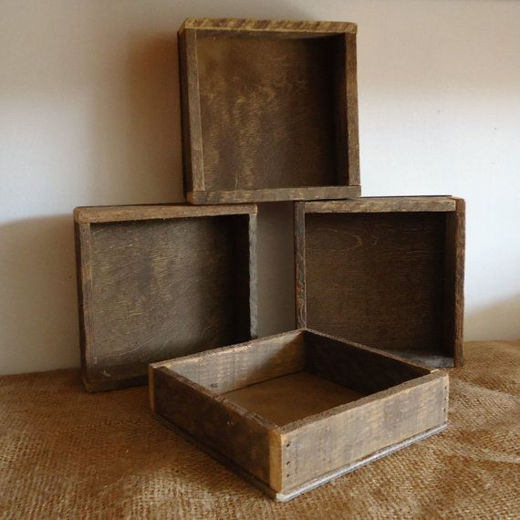 Rustic country primitive,lath wood box, altered art supply, rustic wedding tabletop