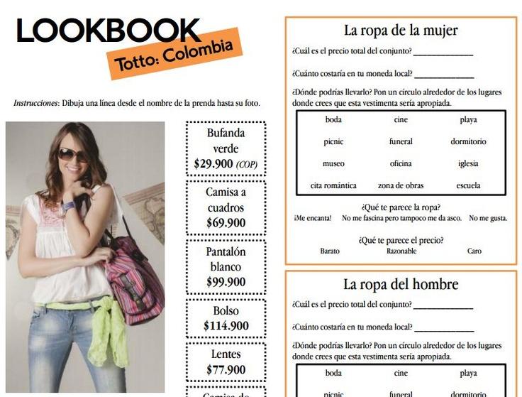 81a6e0ac0afda91e12f587cec290dbfa spanish classroom teaching spanish 133 best ropa images on pinterest learn spanish, learning spanish