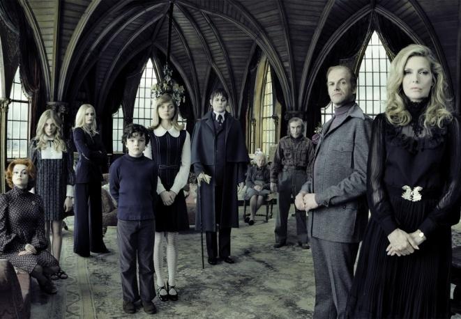 Dark Shadows: dall'11 maggio il ritorno da favola (gotica) dell'accoppiata Tim Burton-Johnny Depp.