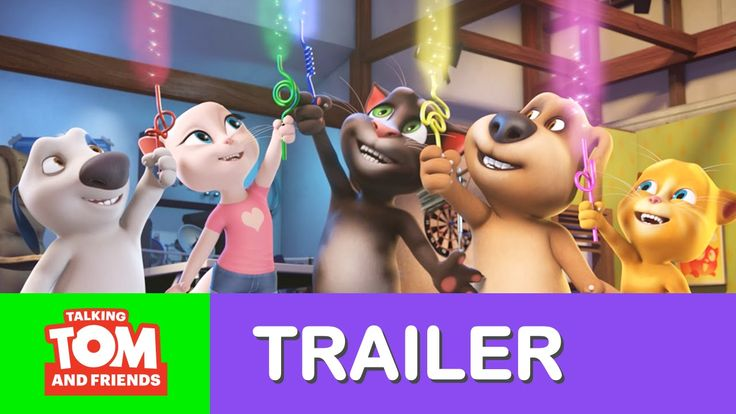 Talking Tom and Friends - New Episodes Teaser (More Things We Love) xo, Talking Angela #TalkingFriends #TalkingAngela #TalkingTom #TalkingGinger #TalkingBen #TalkingHank #Video #New #YouTube #Episode #MyTalkingAngela #LittleKitties #TalkingFriends