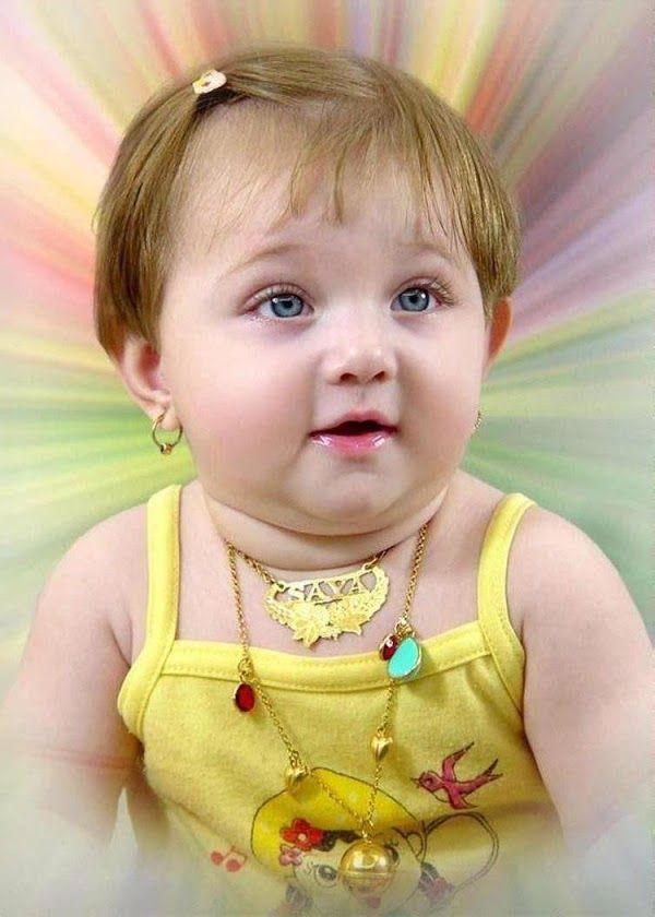Afbeelding صور بنات اطفال حلوين جميلة تجنن 2018 صور اطفال لون عيونها زرقاء Beautiful Children Cute Kids Cute Babies