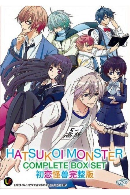 Hatsukoi Monster / First Love Monster Vol.1-12End Anime DVD