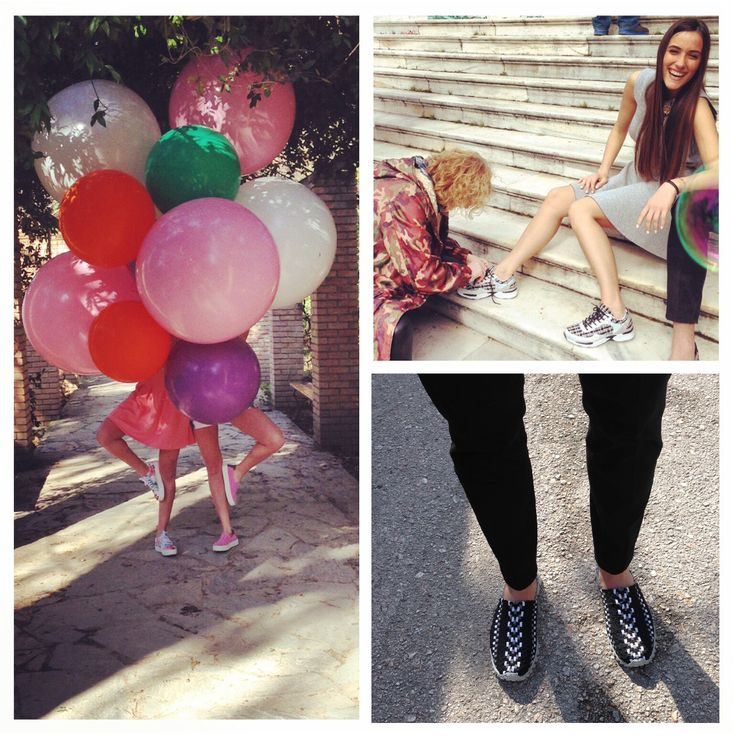 Photo shooting Spring Summer Fred Collection #keepfred #fred #sneakers #shoes #outfit #style #fashion #new #collection #spring #colors #balloons #photoshoot #editorial #men #women #black #white