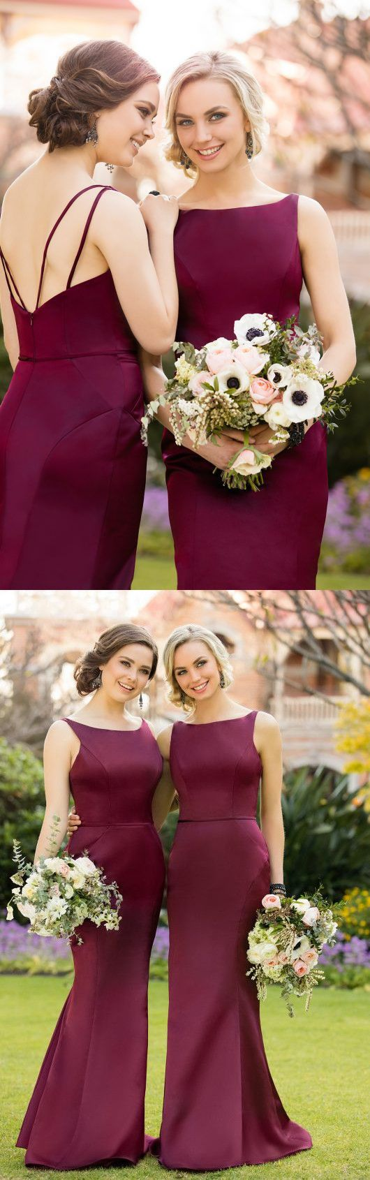 Best 25 maroon bridesmaid dresses ideas on pinterest maroon gorgeous 2017 bridesmaid dress maroon long bridesmaid dress mermaid long bridesmaid dress wedding party dress sold by modsele ombrellifo Choice Image