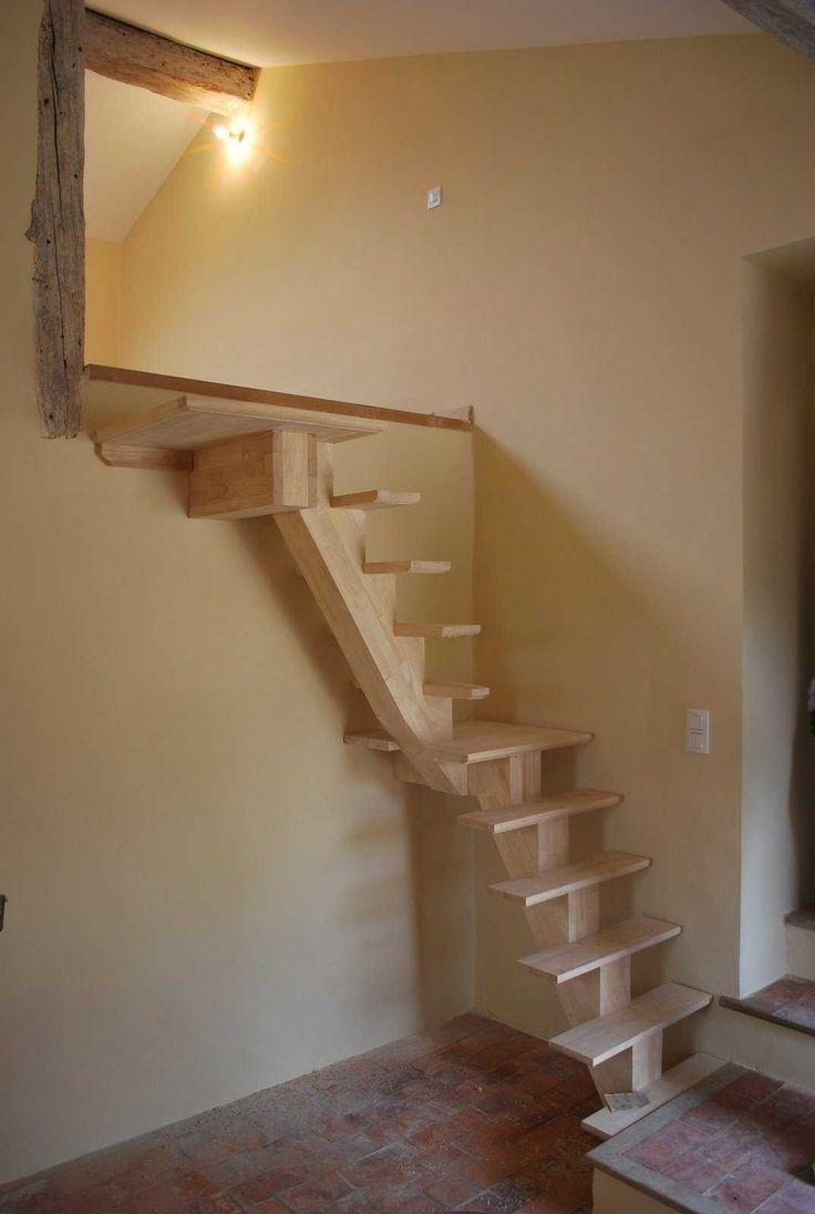 12 besten haustreppe bilder auf pinterest dachausbau dachgeschosse und treppe dachboden. Black Bedroom Furniture Sets. Home Design Ideas
