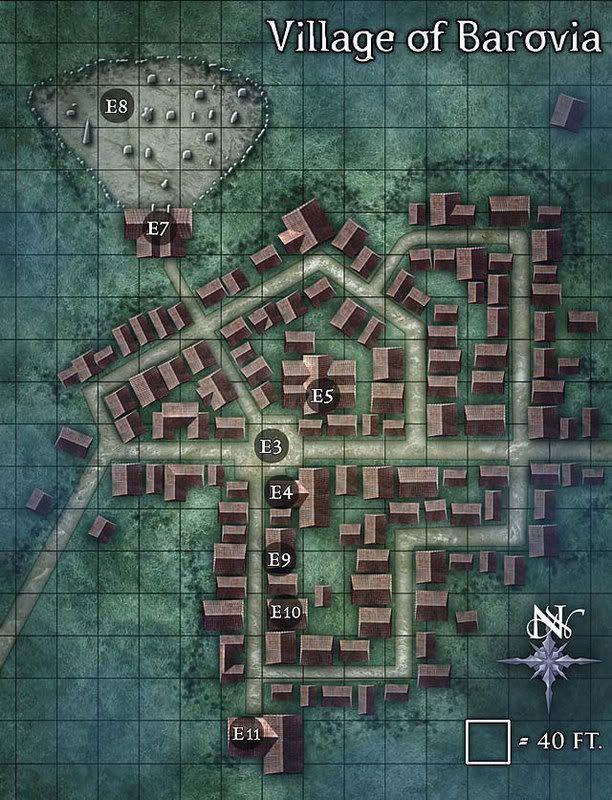 Village of Barovia - See this image on Photobucket.