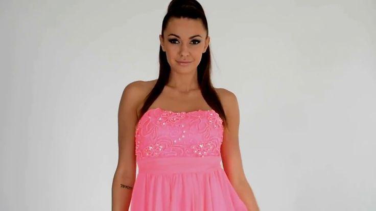 Sukienka rozkloszowana sisunia pl