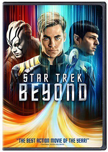 Star Trek Beyond (DVD) #Paramount