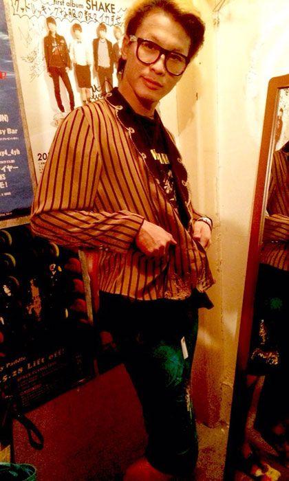 THE ORAL CIGARETTESの「PHOTORAL CIGARETTES」【第1回】 | Skream! 特集 邦楽ロック・洋楽ロック ポータルサイト