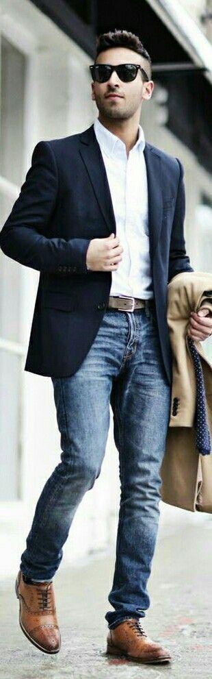 Smart casual style for men #mensfashion #fashion #style