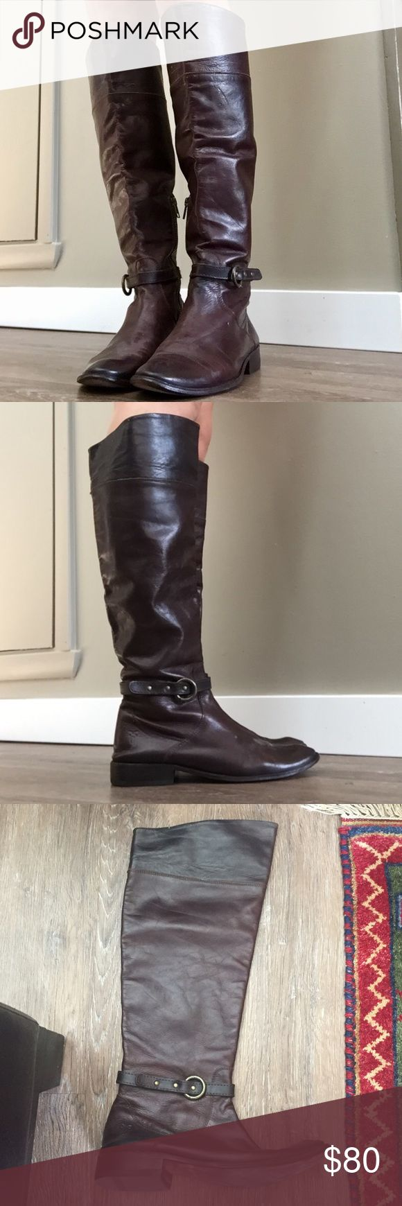 Frye Riding Boot Frye riding boot Frye Shoes Winter & Rain Boots