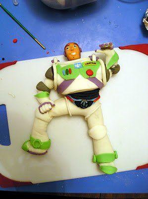 "МК лепка персонажи из мультфильма ""История игрушек"" -Toy Story characters figure making tutorials -"