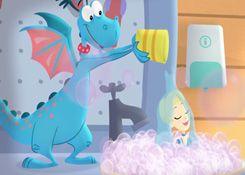 DoctoraJuguetesJuegos.com - Juego: Rompecabezas Baño de Bella - Juegos de Puzzles de Doctora Juguetes Disney Jugar Gratis Online