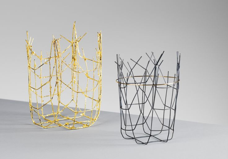 https://flic.kr/p/ViBKio | Andrew Fleming | Construct  Andrew Fleming is a recent graduate of The Glasgow School of Art. Andrew is exploring the subject of silversmithing and its relationship to the built environment. Having studied architecture, he is fascinated by construction processes within architecture. Temporary structures such as scaffolding and formers inspire his process. In his research he has been concentrating on creating tableware and vessels, considering our relationship with…