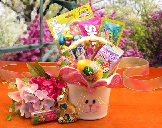 Peter's Lil' Hoppin #Easter Tote www.sdgiftbaskets.com