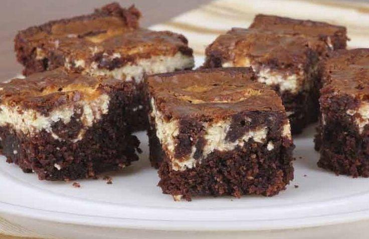 "¿Quieres hacer ""cheesecake brownies"" de Nutella? Accede a: http://www.sal.pr/?p=102232"
