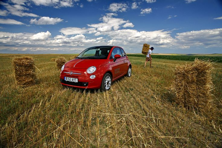 Fiat 500 (  Mihai Dăscălescu / Mediafax Foto  )