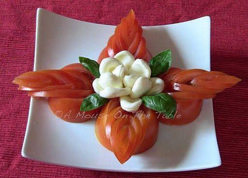 EM/ME (economics,moda/marketing,entertainment): Fashion food di Tonia Credendino - Visual food: anche in cucina l'occhio vuole la sua parte, food decoration