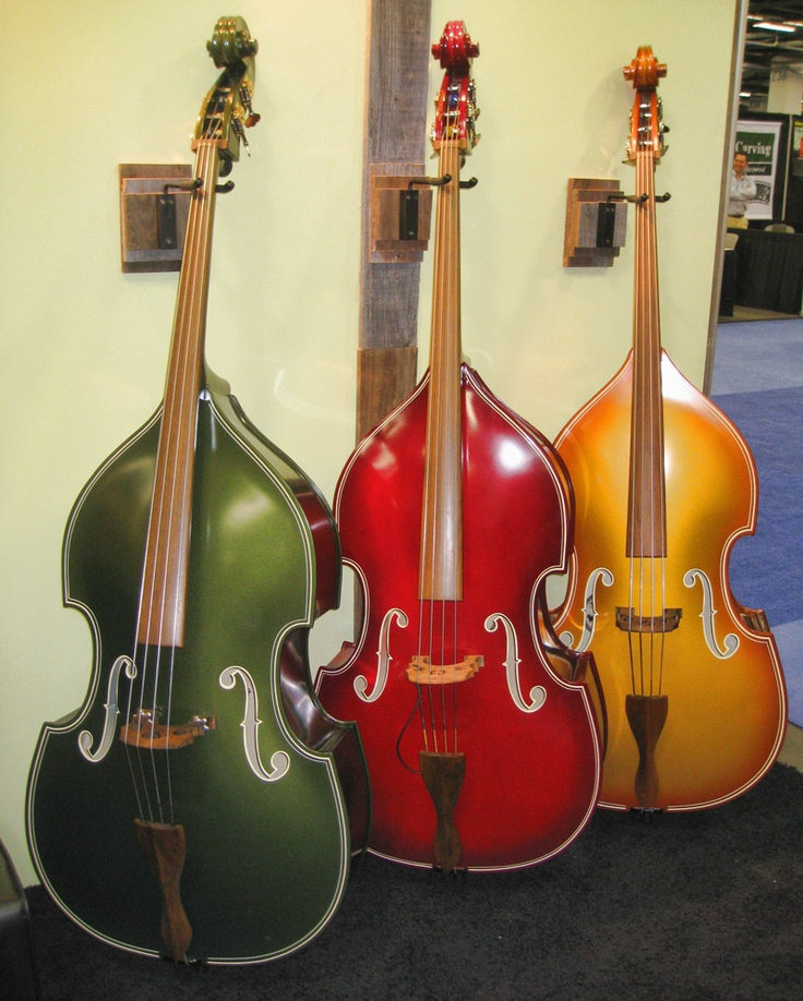 stand-up basses