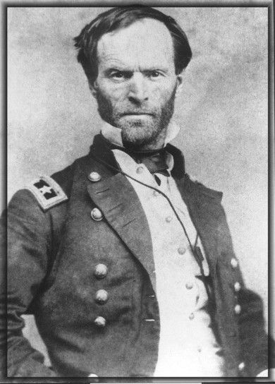 William Techumseh Sherman    If nominated, I will not run; if elected, I will not serve.  If forced to choose between the penitentiary and the White House for four years, I would say the penitentiary, thank you.