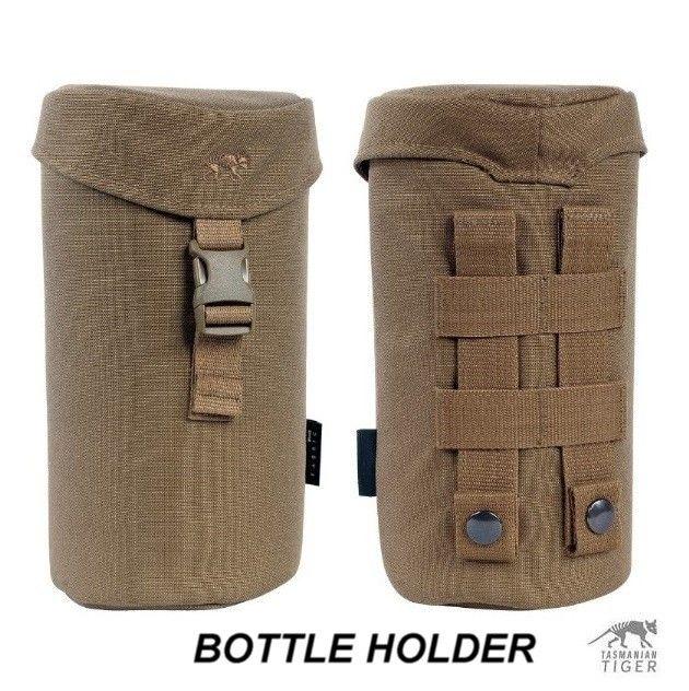 Tasmanian Tiger Bottle Holder pouch - khaki