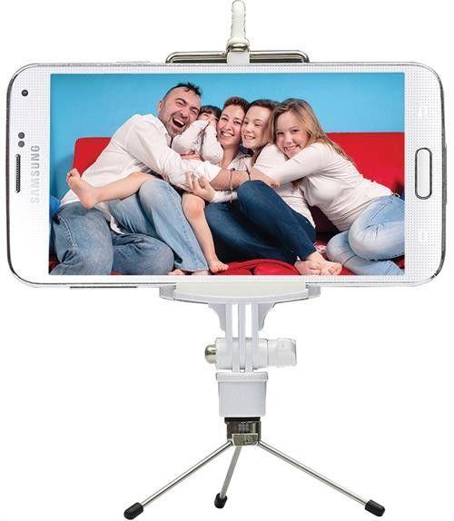 Promate snapshot selfie-kit med Bluetooth  | Satelittservice tilbyr bla. HDTV, DVD, hjemmekino, parabol, data, satelittutstyr