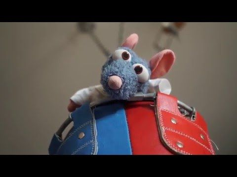 Рататуй Крыса Реми Дебют / Remy Ratatouille Disney Movies - YouTube