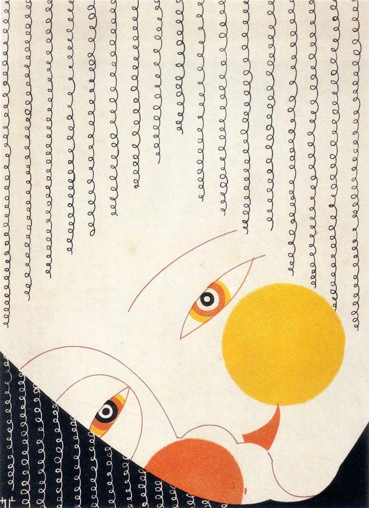 O design gráfico japonês das décadas de 20 e 30 - Choco la Design | Choco la Design | Design é como chocolate, deixa tudo mais gostoso.