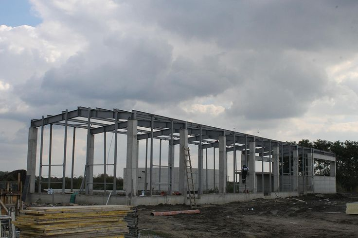Decorom-Ciacova - Structuri metalice | Duna-steel.ro