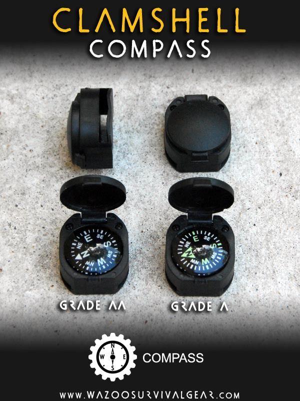 Clams Comp Survival Bracelet Diy Parts Pinterest Gear And Paracord