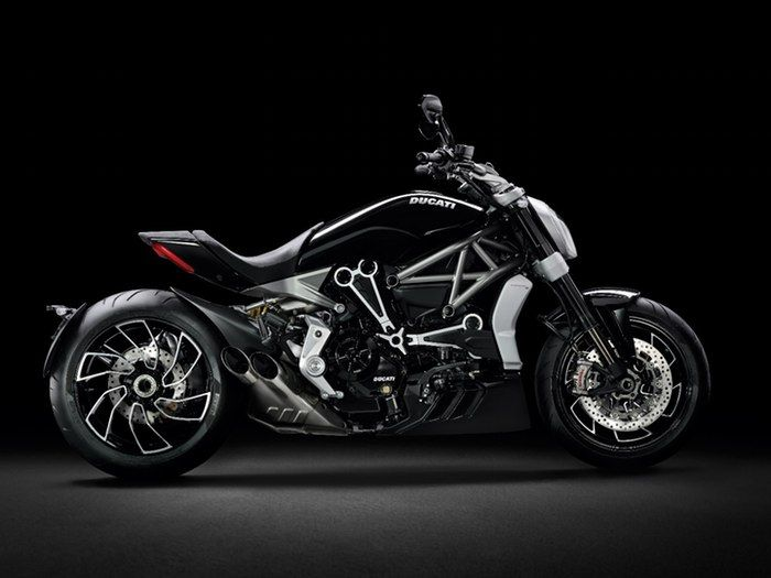 Ducati's 2016 XDiavel: Lean, mean, stroked-out cruiser targets the American market