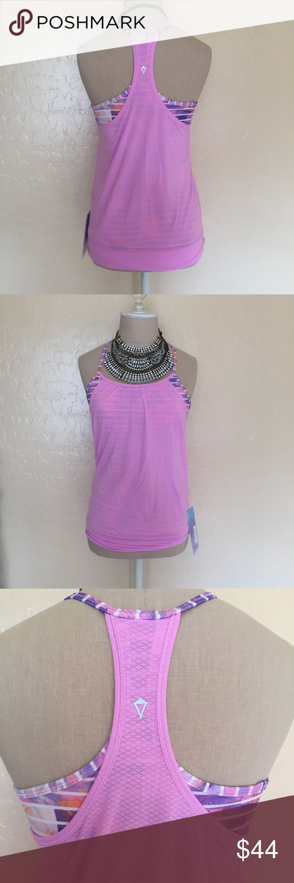 ivivva lululemon Kids pink workout top ivivva pink workout shirt. Ivivva Shirts & Tops Tank Tops