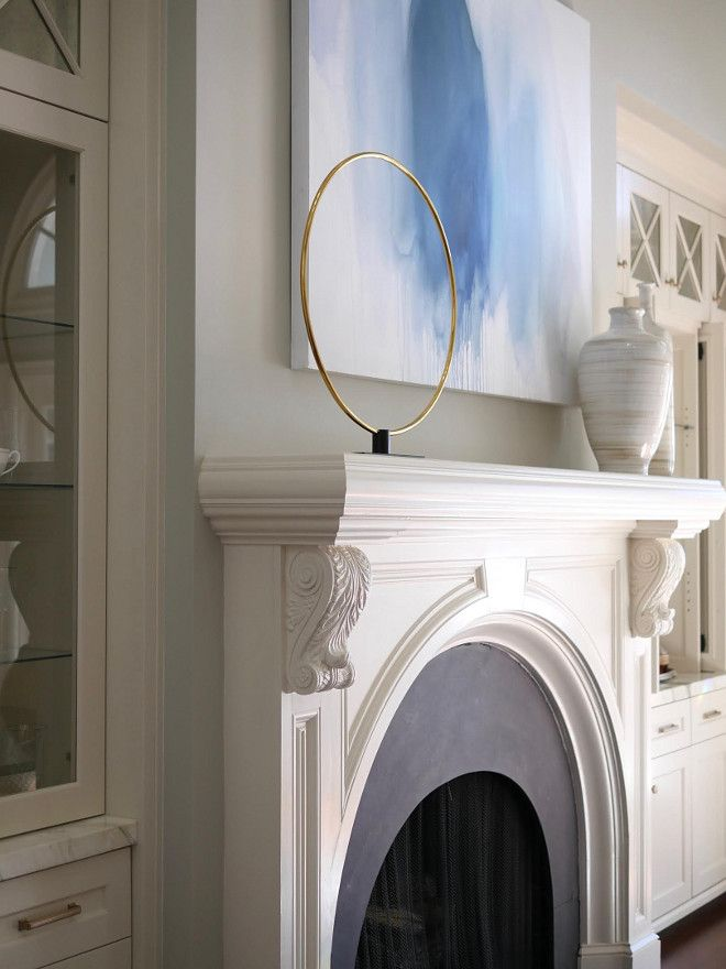 Fireplace Design fireplace colors : 258 best Fireplace corbels and decoration to make your hearth that ...