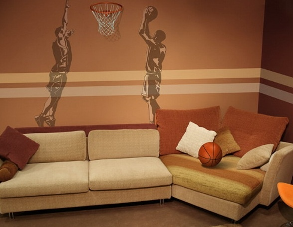 Best 17 Best Images About Quinn S Basketball Bedroom On Pinterest Basketball Players Murals And 400 x 300