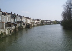 St Savinien sur Charente