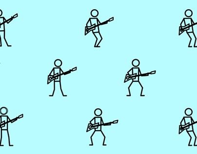 "Check out new work on my @Behance portfolio: ""Guitar Playing Stickman Animation Pack"" http://be.net/gallery/40886459/Guitar-Playing-Stickman-Animation-Pack"