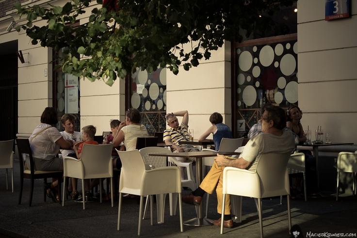 Coffee time by Galczynskiego St