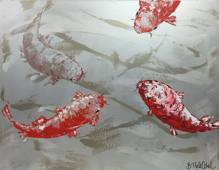 Silberfische now at #wydr #art #tinderforart #artyoulove #painting http://www.wydr.co/products/silberfische?utm_campaign=social_autopilot&utm_source=pin&utm_medium=pin