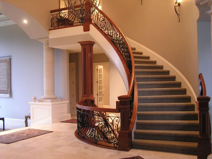 Newels Railings Balusters Banisters Risers And Treads Stair Parts Atlanta Alpharetta