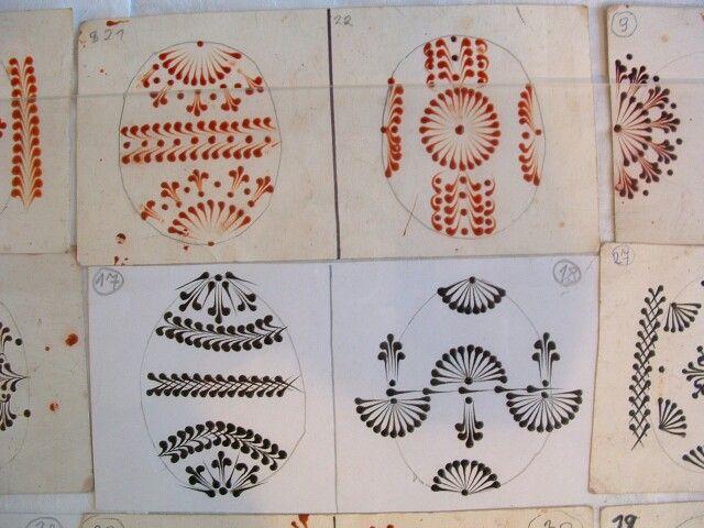 Drop pull patterns