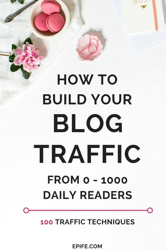 Blog Traffic For Beginners - Learn how to build your blog traffic from 0 - 1000 readers daily. Ready to make big google analytics number? Get 100 plus traffic techniques and increase traffic to your blog. Build a massive following as a beginner and grow your blog. Getting visitors to your new blog is tough but using these proven 100 techniques will help to boost your blog traffic.  #affiliate