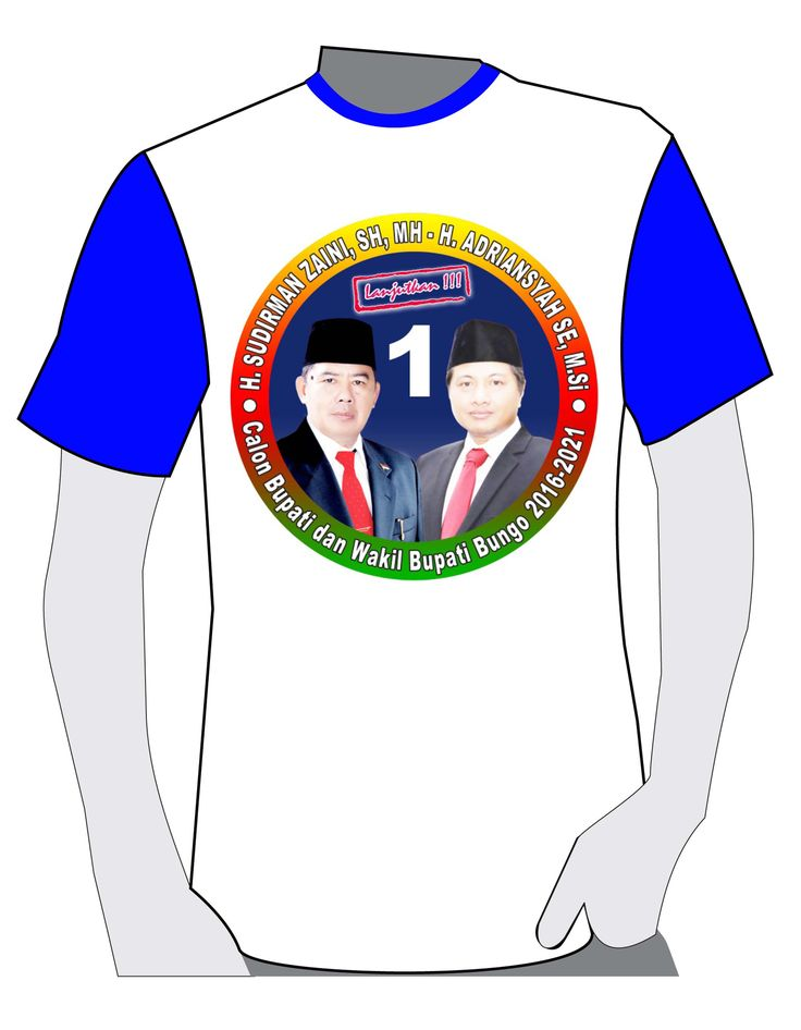 Kaos Partai Murah